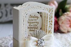 Introducing 3D Vignettes by Amazing Paper Grace and Becca Feeken for Spellbinders - for more information see www.amazingpapergrace.com/?p=33397