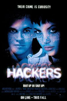 I used to love this movie, because you know hacking is cool with tons of animations and colors and stuff. ;)