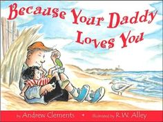 This list is about dads and daughters, with books from infancy through the teens about how special the Daddy, Daughter relationship is. Love, love, love this website!