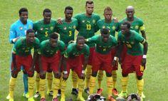 Les lions indomptables Cameroun