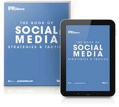 Just published: This 11-chapter guidebook focuses on communicating in a mobile and social world, winning the attention of audiences on the platforms most important to PR and marketers, social media listening strategy and so much more. This guidebook is full of insightful contributions from brands such as National Geographic, 16 Handles, among others.  Order online: http://www.prnewsonline.com/social-media-guidebook-vol1/