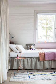 The Swedish Seaside Home of Bemz's Founder | Rue