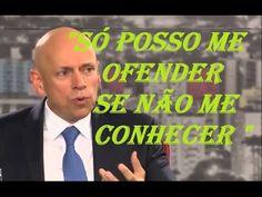 """TRÊS PONTAS PARA SEMPRE: """"Só Posso Me Ofender Se Não Me Conhecer"""" ● Leandro..."""