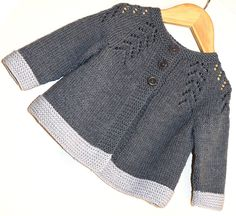 KNITTING PATTERN-Ciqala Arrowhead Sweater – The Effective Pictures We Offer You About arm knitting A quality picture can tell you many things. Baby Cardigan Knitting Pattern Free, Kids Knitting Patterns, Baby Sweater Patterns, Knit Baby Sweaters, Knitted Baby Clothes, Knitting For Kids, Knitting Designs, Knitted Baby Cardigan, Lace Knitting