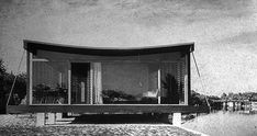 Cocoon House. Paul Rudolph. Siesta Key in Sarasota, Florida. 1951