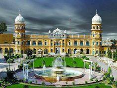 NANKANA SAHIB at Hassanabdal   Beautiful Sikh Temple of Guru Nanak- Punjab province Pakistan.