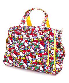 Tick Tock O Kitty Be Prepared Extra Large Diaper Bag Zulily