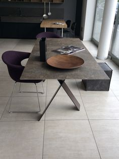 Now in our showroom | Tailor table 2000x900 | Presotto | Sales