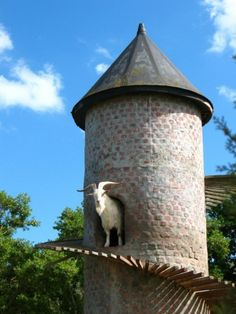 Goat Tower, Paarl, South Africa