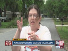 Road rage incident caught on video goes viral-'That's what you get,' woman says as man passes her car, spins out into light pole.Next time you sense a case of road rage coming on, remember this video: You do not want to end up like the driver of the black pickup.The man's reckless driving on a Florida road was captured on video by a woman he tailgated and one-finger saluted-  Why does this woman appear to speed up when he is trying to pass? Is she egging him on? Click to read MORE