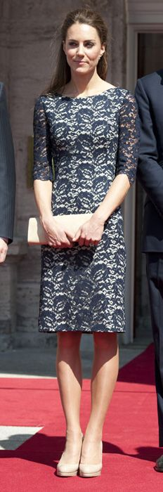 love the lace. love everything kate.