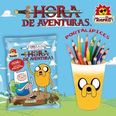 ¿Quieres un portalápices de Jake y un lote de nuestras bolsas de Finnes de maíz? Entonces participa en nuestro sorteo aquí: http://on.fb.me/1vIrtFL