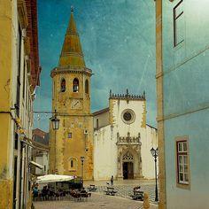 St. John the Baptist Church, Tomar. Portugal
