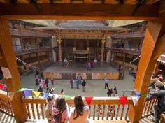 Shakespeare's Globe: This is the place for literature and drama fans to see Shakepeare's plays in performance: it's a recreation of a traditional Elizabethan playhouse complete with thatched roof. For the full effect, pay £5 to watch a play standing up as they did in the 16th century.