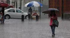 Saquen sus paraguas, hoy es martes de lluvias en varias regiones de Venezuela