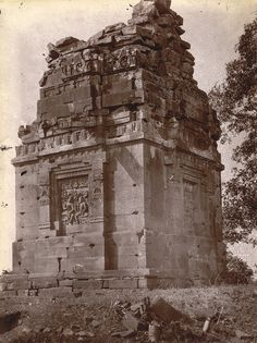 Dashavatara Temple, India. Built in the Gupta Period (320 to c. 600 AD) https://en.wikipedia.org/wiki/Dashavatara_Temple,_Deogarh