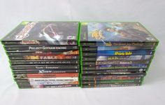 Original Microsoft Xbox Lot - 22 Games - All Tested & Working Work Search, Retro Video Games, Gotham, Microsoft, Xbox, Evolution, Challenges, The Originals, Tomy