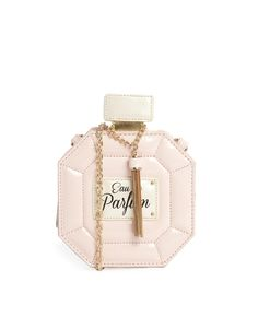 Aldo Atma Perfume Bottle Chain X Body Clutch