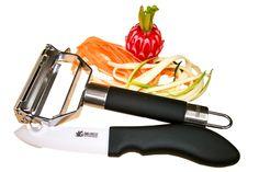 Amazon.com: JULIENNE PEELER & PARING KNIFE SET - Multi 4-in-1 Stainless Steel Potato Peeler - Vegetable Peeler - Kitchen Utensil - Plus Bonus Paring Knife: Kitchen & Dining