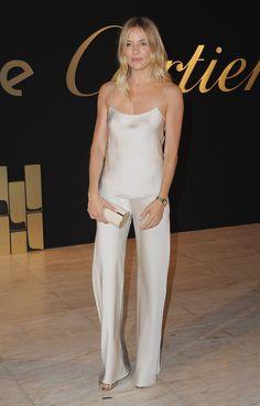Sienna Miller - Panthère de Cartier Party