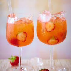 Coole Drinks für heiße Tage - [ESSEN & TRINKEN]