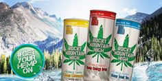 THCZ's Rocky Mountain High Hemp Beverages Produced Yesterday by Cold Spring Brewing Company | StockPumper.com