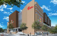 1. Imagen digital del aspecto que tendrá el centro comercial Aventura, en el norte de Medellín.2. Aspecto interior de la proyectada renovación del centro comercial Monterrey.3 y 4. Apariencia, externa e interna, de los desarrollos ejecutados por el centro comercial Almacentro. FOTOs donaldo zuluaga y cortesía