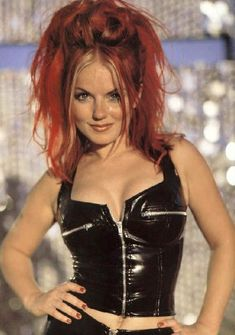 Geri Halliwell '96... good lord