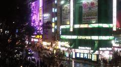 Shinjuku, Tokyo @ eirians.wordpress.com
