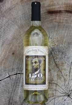Tears of Gettysburg from Adams County Winery. Official Wine of the 150th Gettysburg Commemoration.