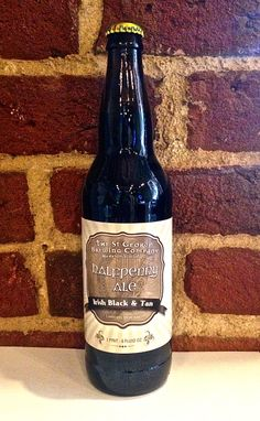 The St. George Brewing Company- Halfpenny Ale (Irish Black & Tan)