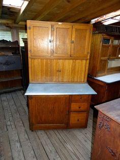 Indiana Original Early Hoosier Kitchen Cabinet