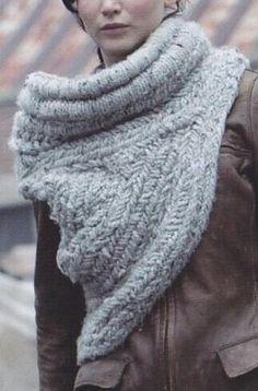 katniss everdeen cowl | Katniss Schal kaufen (Wo?) oder selber machen (Wie?)?