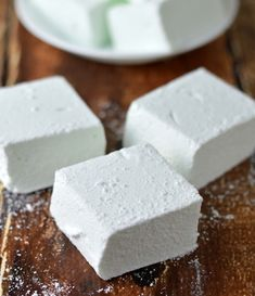 Homemade marshmallows are so easy to make and can be transformed into so many different flavors and colors.