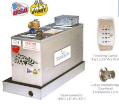 ThermaSol SSP-140 SteamSuite Plus Package Complete System