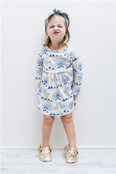 Moon Jelly // 100% Australian made kids clothing and nursery items. #fashion #australian #kidsinstyle