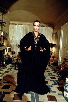 Romy Schneider From sweeping caftans to artfully titled chapeaux, her style is the stuff mood boards are made of. Photo: BOTTI/Gamma-Keystone via Getty Images