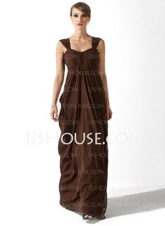 Mother of the Bride Dresses - $162.59 - A-Line/Princess Sweetheart Floor-Length Chiffon  Charmeuse Mother of the Bride Dresses With Ruffle (008006384) http://jjshouse.com/A-line-Princess-Sweetheart-Floor-length-Chiffon-Charmeuse-Mother-Of-The-Bride-Dresses-With-Ruffle-008006384-g6384 i  sky blue, lilac or rose