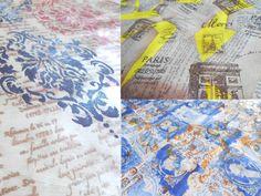 Petroschi Bianca scrap papers design collection ''Treasures''
