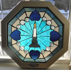 Travis' light.  In memory of Travis VanDurme.