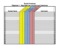 Teaching Strategies Gold * Editable Spreadsheet * PDF * FR
