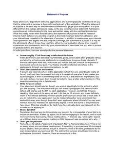Psychology grad school application essay