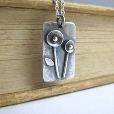 Sterling silver pendant love this <3