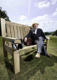 National Trust launches audio benches