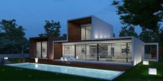 Our latest Eco home. The villa Infinitas is a 4 bedroom high spec luxury Eco-green home. Whole package €595k fully inclusive
