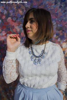 Pantone, como autoridad que es en el mundo del color, sobre cual será el color del año que ahora arrancamos, ha elegido dos colores para 2016: el Rose Quartz y el de Azul Serenity Hoy os hablo de ellos por el blog, ¡no te lo pierdas! Más en: http://www.justforrealgirls.com/2016/02/color-pantone-2016-rose-quartz-y-azul-serenity.html #AzulSerenity #RosaCuarzo #tdsmoda #justforrealgirls #fashionblogger #bloggerlife #bloggerssevilla #ootd #outfitoftoday