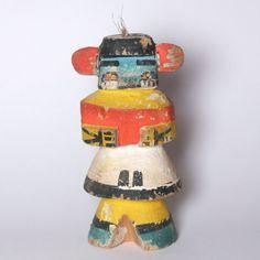 Rare 1940s Hopi Kachina Doll  97343 by aquavit, an Etsy shop based in Washington state, USA #dolls