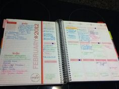 Love my @Erin B B B B B B condren planner to stay organized with all my Thirty-One shows- I don't know what I'd do with out it!