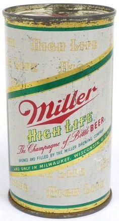 vintage miller beer labels - Google Search