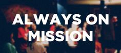 How do we stay on Mission for God? Here's 9 tips #studentministry #church #mission #missions #vision #stumin #youthmin #uthmin #leadership #goalsetting #galatians